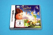 Nintendo DS - TinkerBell - Ein Sommer voller Abenteuer - Komplett in OVP