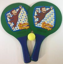 "Curious George Paddle Ball Set 13""  (70043-A78)"