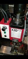 X2 , X2D , Grizzly , Mini Mill Timing Belt Conversion 5100Max RPM