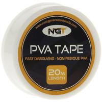 20m PVA Tape für Boilies zum Auffädeln oder PVA-Beutel Verschließen NGT