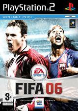 JUEGO PS2 FIFA 06 PS2 5750622