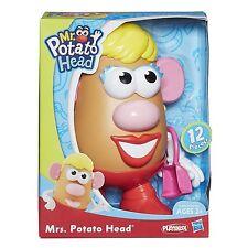 Hasbro Playskool Mrs Potato Head Toy 12 Pieces {Ages 2+} **BRAND NEW**