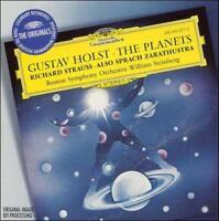 HOLST: THE PLANETS / R. STRAUSS: ALSO SPRACH ZARATHUSTRA NEW CD