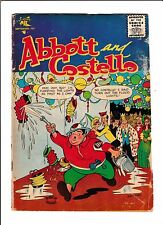 "Abbott & Costello No.40   : 1956 :    : ""Justice Is Done?"" :"