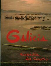 Livre Galicia Rosalia de Castro  book