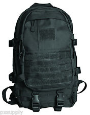 cobra gold tactical recon pack backpack black fox 56-641