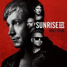 "CD ""Sunrise Avenue - Unholy Ground (Deluxe Edition)"" NEU & OVP"