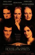 """House Of the Spirits poster - 11"""" x 17"""" inches  - Meryl Streep, Winona Ryder"""