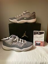 jordan 11 low cool grey