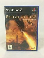 Reign Of Fire - With Manual - PS2 - Playstation 2 - PAL