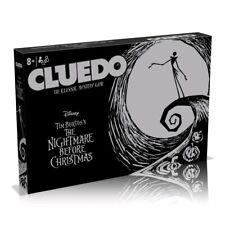 Cluedo The Nightmare Before Christmas Edition