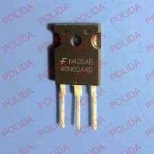 10PCS IGBT Transistor FAIRCHILD TO-247 HGTG40N60A4D 40N60A4D G40N60A4D