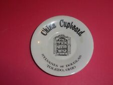 China Cupboard butter pat by Castleton China 4""