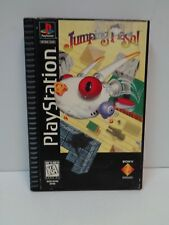 Video Game - Sony PlayStation - JUMPING FLASH! - Pre-Owned - Longbox