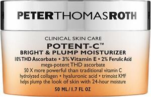 Potent-C Bright & Plump Moisturizer by Peter Thomas Roth, 1.7 oz