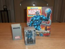 Eaglemoss Marvel Classic Collection X-Men Special Apocalypse figure Boxed