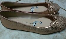 NWOB TED BAKER LONDON  ballet  flats U.S. 10