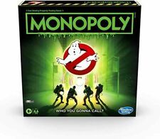 Monopoly - Ghostbusters Monopoly -  Brand New