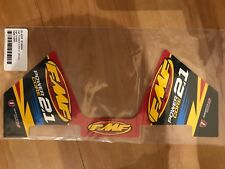 FMF Powercore 2.1 Wrap Around Exhaust Silencer Decal Sticker Motocross Quality