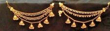 Brand New Indian/Pakistani Chandbali Pearl jhumki Jhumka Holder for Earrings UK