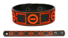 TYPE O NEGATIVE Rubber Bracelet Wristband Life Is Killing Me Red