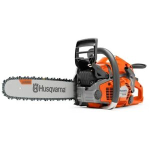 HUSQVARNA 550XP MKII ** NEW ** PRO CHAINSAW