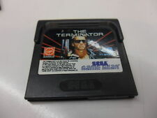 Sega Game Gear the Terminator