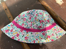 Joules Paddle Sun Safe Hat BNWT Age 3-7 Years