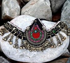 Kuchi Tribal Vintage Headpiece Jewelry Dance Headband Ethnic Head Band Headdress