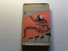 Encounters With Animals Gerald Durrell 1958 1st Edition 2nd imp