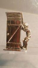 Novedad figura de plata en miniatura holandés Erótico completamente caracteriza espías superior.