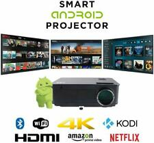 ABIS HD6K 4th Generation - Fulll HD WiFi LED SMART Android 6.0 Projector
