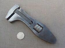 Large Vintage Adjustable Spanner Tool