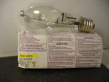LOT OF 6, GE MULTI VAPOR METAL HALIDE, MVR175/U, NEW SHAPE, CLEAR, #47760