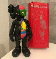 KAWS COMPANION BLACK Flayed Edition 20cm Figure Half Dissected 20cm about 8inch