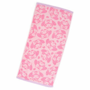 NEW Sanrio My Melody Bath Towel Face towel Hand towel from Japan