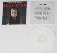 Baby Fang soundtrack Man Overboard, Kat Niles, Ready Set  U.S. Promo cd