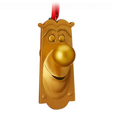 NEW Disney Store Alice in Wonderland Doorknob Sketchbook Ornament 2017