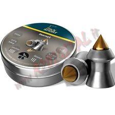 PIOMBINI H&N SPORT HORNET CAL 4.5 mm TESTA PUNTA 225 Pz ARIA COMPRESSA PALLINI