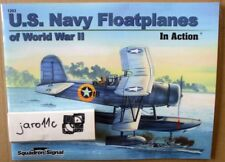 U.S. Navy Floatplanes of WW2 in Action - Squadron/Signal Publications