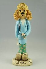 Beautician Poodle Apricot Interchangable Body See All Breeds Bodies @ Ebay Store