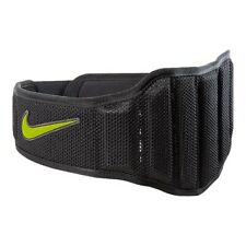 Nike Structured Lifting Training Belt 2.0 Size Large L Weight Gym Black/Volt New