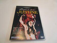 Marquis De Sade's JUSTINE (2004) No scratches, Jack Palance, Blue Underground