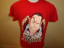 Youth XL 18-20 VTG The Rock WWF wrestling It Doesn't Matter 2-sided t-shirt