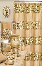 Sinatra Gold Premium Assorted Decorative Bath Ensemble Accessories