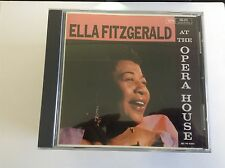 At Opera House 2008 Import by Ella Fitzgerald CD W OBI