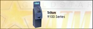 Triton 9100 ATM Machine EMV Upgraded