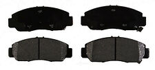 Disc Brake Pad Set-Ceramic Disc Brake Pad Front ACDelco Advantage 14D959CH