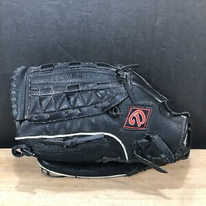 "Diamond D-700 Right Hand Baseball/Softball Glove 13.5"" Dual Hinge Left Thrower"