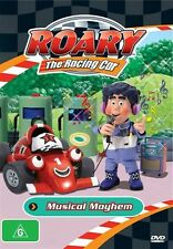 Roary The Racing Car - Musical Mayhem (DVD, 2010)